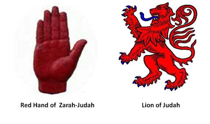 Symbols of Judah