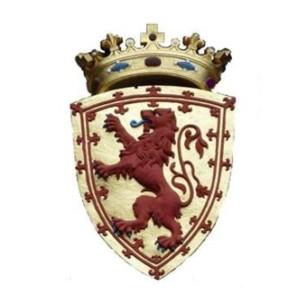 rampant shield